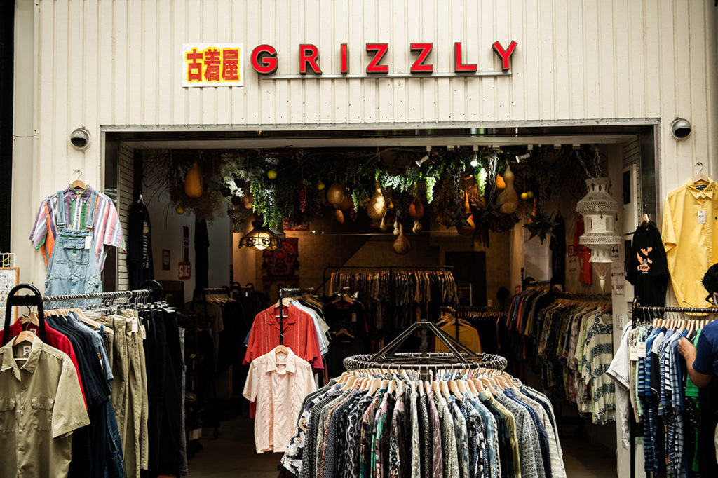 GRIZZLY 京都店