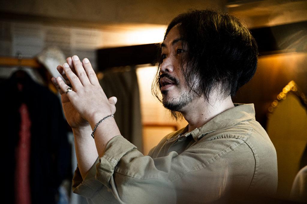REVEILLE : オーナー 秋山健太郎さん