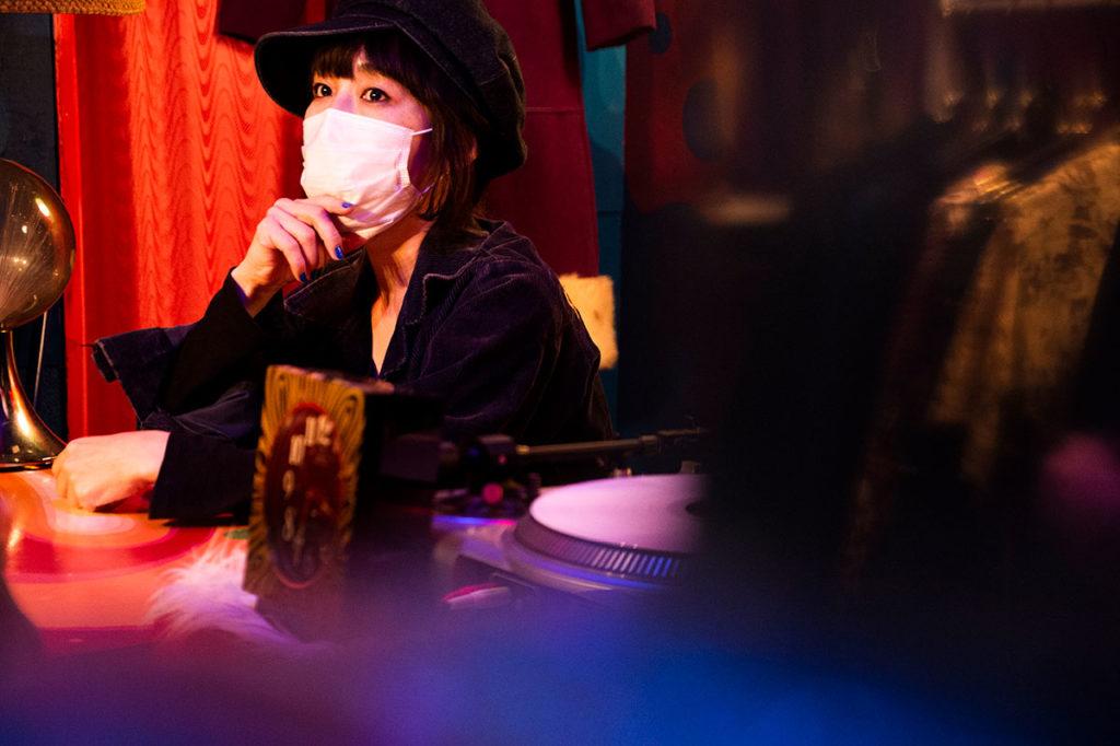EVE : オーナー 佐藤由紀子さん